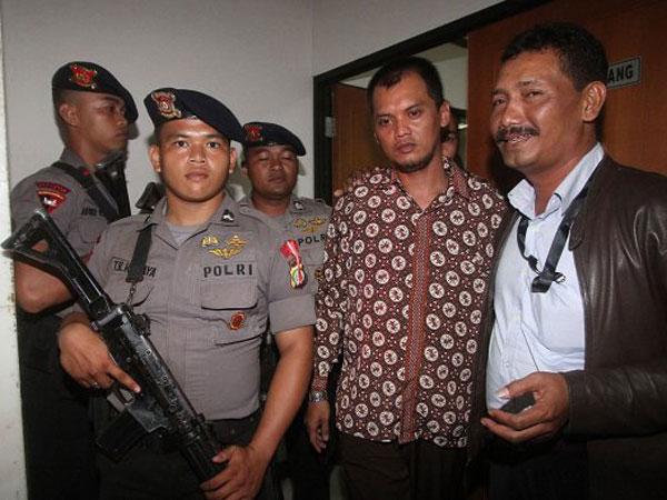 Pelaku Penyerangan Air Keras ke Novel Baswedan Akhirnya Ditangkap!