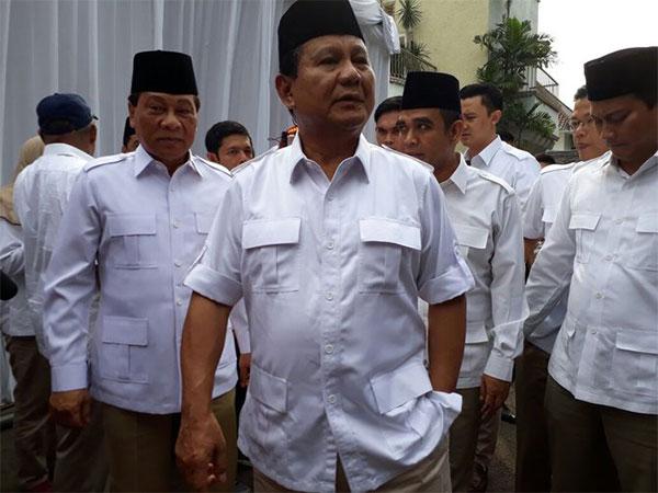 Ditanya Soal Kembali Jadi Capres, Begini Tanggapan Prabowo Subianto