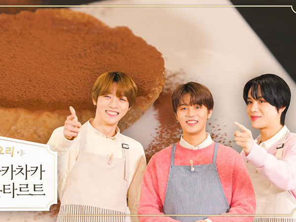 Yuk Buat Kue Coklat Pakai Resep Simple Ala Taeil NCT