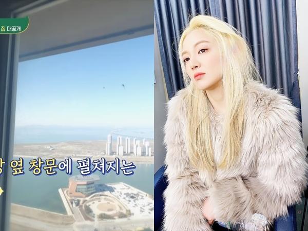 Intip Mewahnya Rumah Hyoyeon SNSD yang Langsung Menghadap Laut