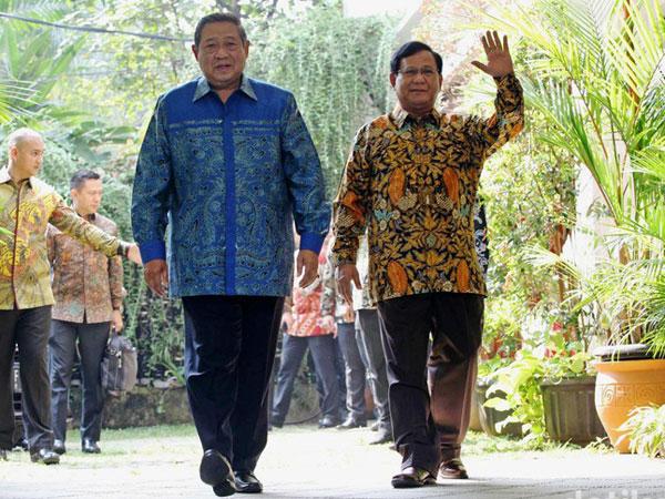 Sah! Gerindra dan Partai Demokrat Sepakat Untuk Berkoalisi