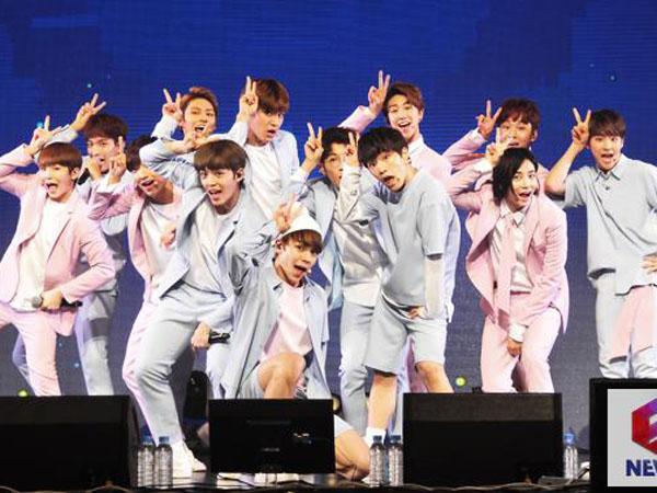 Seventeen Ungkap Inspirasi dan Makna Unik di Balik Koreografi 'Pretty U'