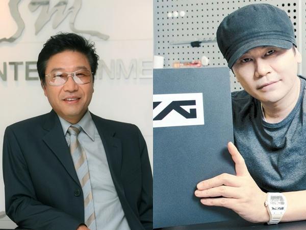 Puncaki Daftar Pemilik Nilai Saham, Ini Jumlah Kekayaan Bos SM dan YG Entertainment