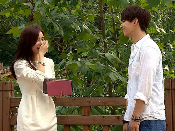 Mendadak Kontak Fisik, Pasangan Baru WGM Song Jae Rim Buat Kaget Kim So Eun