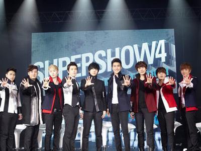 Super Junior Raih Penghargaan Dalam Festival Film 3D Internasional