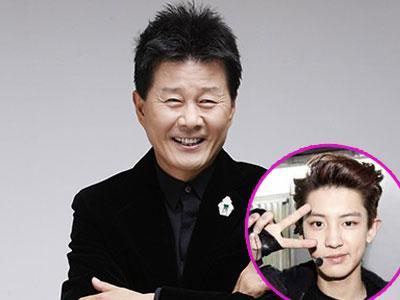 Wah, Ayah Eru Ingin Adopsi Chanyeol EXO?