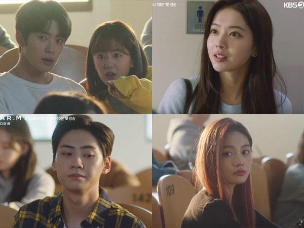Dimulainya Pencarian Sosok Romantis Misterius di Teaser Drama 'Dear M'