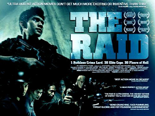 Pilih Mana: Remake 'The Raid' Versi Hollywood Atau 'The Raid 3' Iko Uwais?