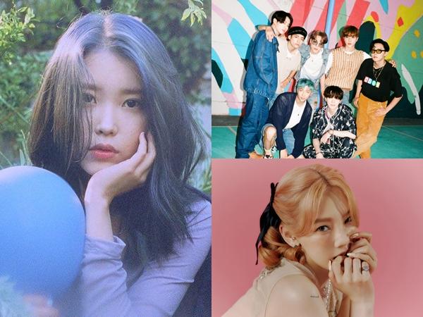 5 Penyanyi yang Paling Dihormati di Korea
