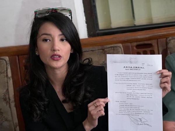 Hampir 2 Tahun Cerai dan Tak Bisa Bertemu Anak, Tsania Marwa Masih Perjuangkan Hak Asuh Anak