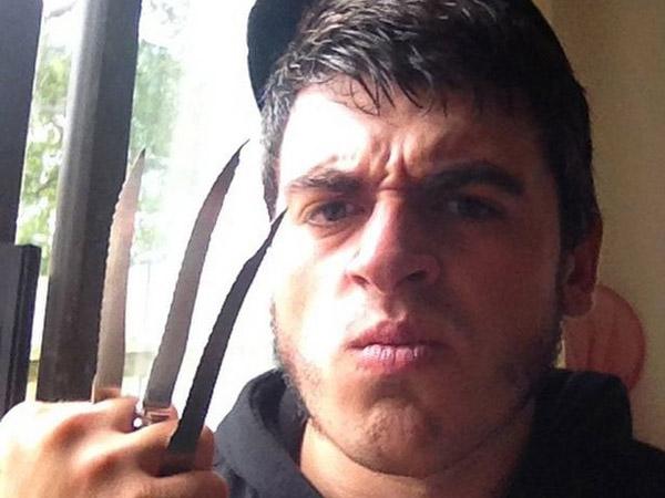 Terobsesi Tokoh 'Wolverine', Pria Ini Bunuh Anggota Keluarganya Sendiri!