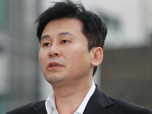 Yang Hyun Suk Dapat Keringanan Hukum Atas Kasus Judi di Luar Negeri