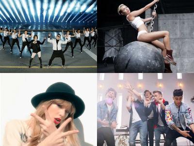 Inilah Video Musik yang Paling Banyak Ditonton di YouTube di Tahun 2013!