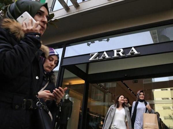 Heboh Pesan Buruh di Label Fashion 'Zara' Ternyata Tak Mendapat Bayaran Upah
