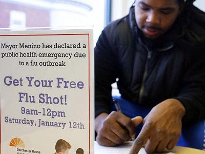 Wabah Flu Melanda Sebagian Besar Warga New York