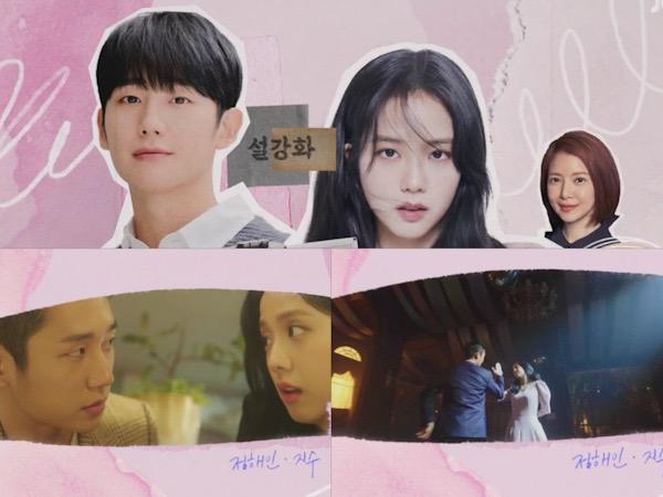 Bocoran Tipis-tipis Drama Snowdrop, Jung Hae In dan Jisoo BLACKPINK Tampil Serasi