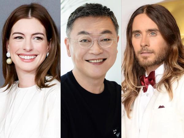 Aktor Kim Eui Sung Bintangi Drama AppleTV Bareng Anne Hathaway dan Jared Leto