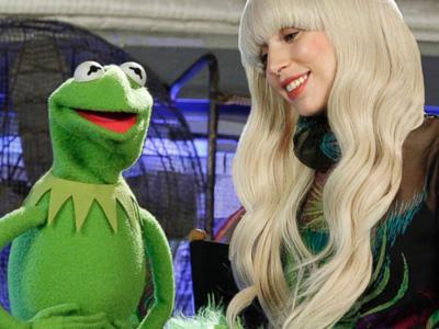 Lady Gaga Nyanyi Bareng The Mupppets di Episode Spesial Thanksgiving!