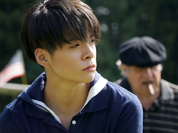 Amber f(x) 'Berubah' Jadi Pegolf Lewat Debut Akting Layar Lebar di 'The Eagle and The Albatross'