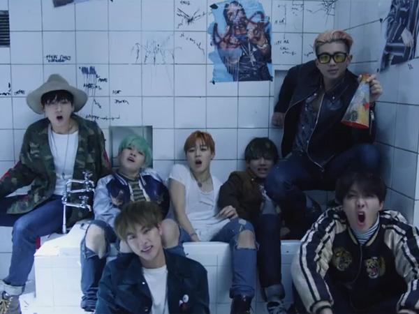 BTS Hadirkan Momen Kebersamaan Sekelompok Sahabat di Video Musik 'Run'
