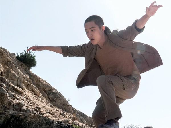 Kecocokan Karakter D.O EXO di Film 'Swing Kids' Menurut Sang Sutradara