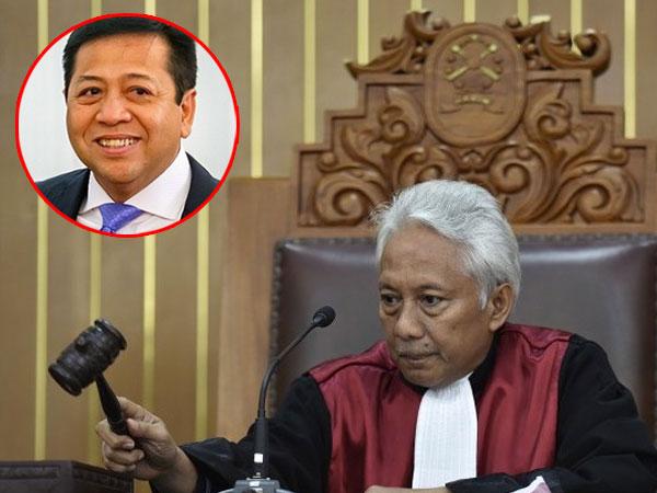 Mengenal Cepi Iskandar, Hakim Tunggal yang 'Gugurkan' Status Tersangka Korupsi Setya Novanto
