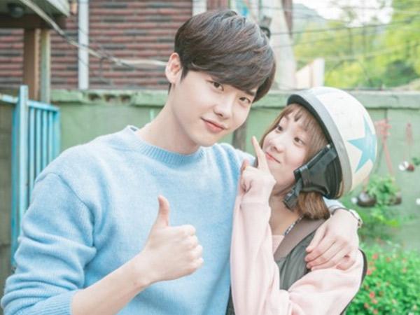 Beri Dukungan, Lee Jong Suk Bakal Jadi Pelanggan Tampan di Drama 'Weighthlifting Fairy'
