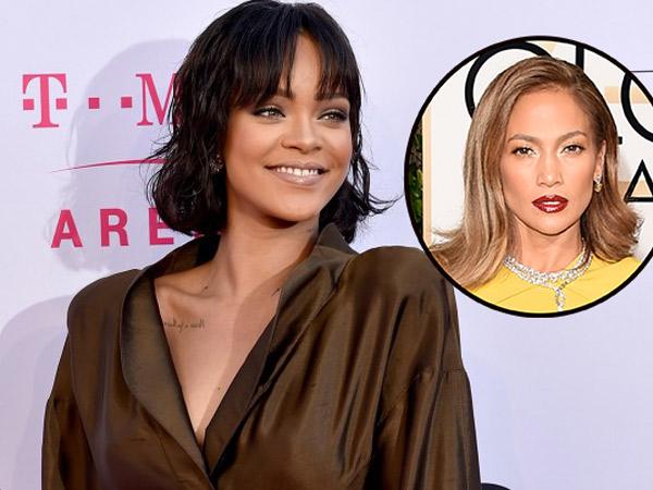 Diisukan Pacaran dengan Drake, Persahabatan Jennifer Lopez dan Rihanna Retak?