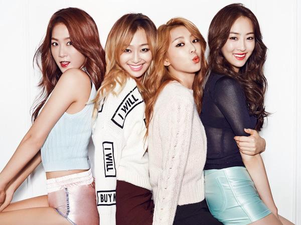 Susul SNSD, Sistar Juga Dikonfirmasi akan Comeback Juni Mendatang!