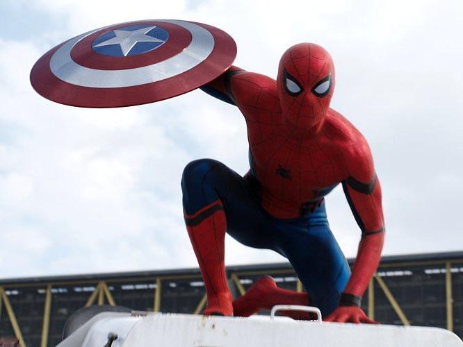 Pamer Lokasi Syuting, Spider-Man Bikin Fans Penasaran dengan 'Alat' Super Hero Ini