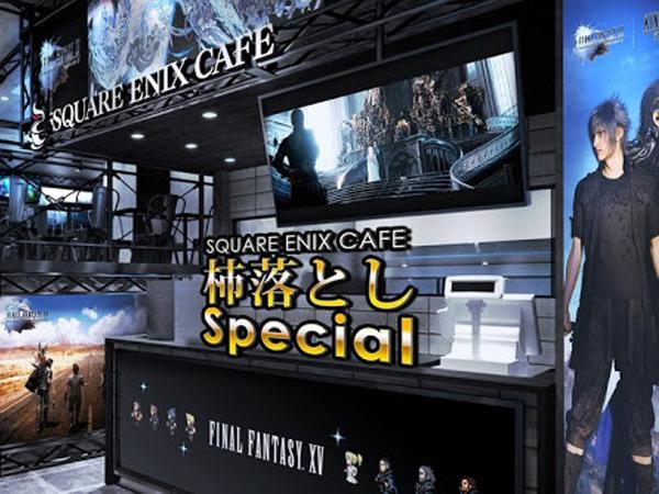 Berdekatan Dengan Peluncuran Gamenya, Square Enix Hadirkan Kafe Pertama Di Dunia