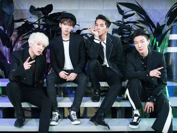 Kocaknya Aksi WINNER Lupa Lirik Hingga Masalah Ambil Nada Saat Cover Lagu Black Pink