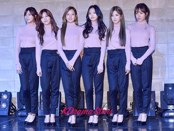 Para Member A Pink Diperbolehkan Pacaran Oleh Agensi, Tapi...