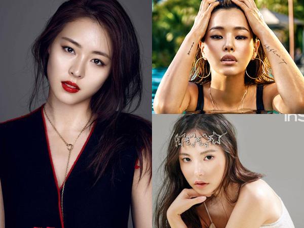 Min Hyo Rin Hingga Lee Honey, Lima Aktris Ini Nyaris Debut sebagai Idola K-Pop