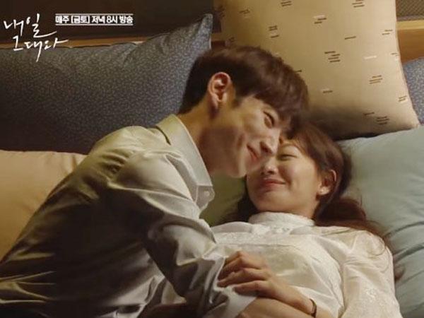 'Tomorrow With You' Tayangkan Adegan Ranjang, Penonton Justru Dibuat Salah Fokus Pada Lee Je Hoon