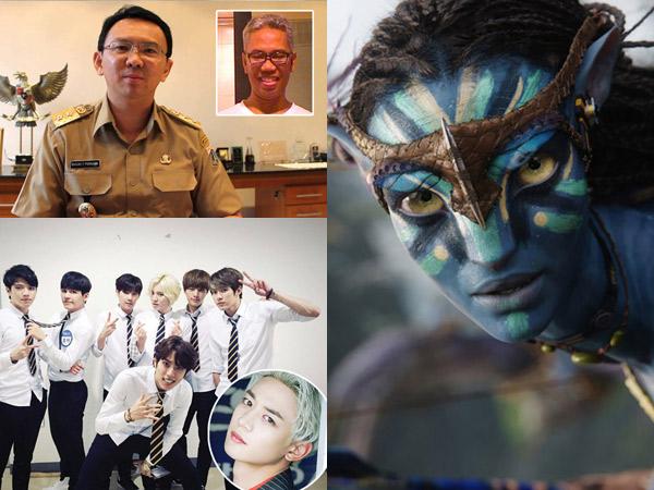 'Penampakan' Minho SHINee Hingga Kasus Buni Yani, Jadi Berita Terpopuler di Awal Bulan Ini