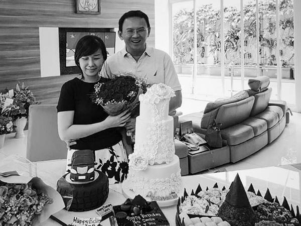 Ulang Tahun, Hadiah Spesial dari Ahok Ditolak Oleh Veronica Tan?