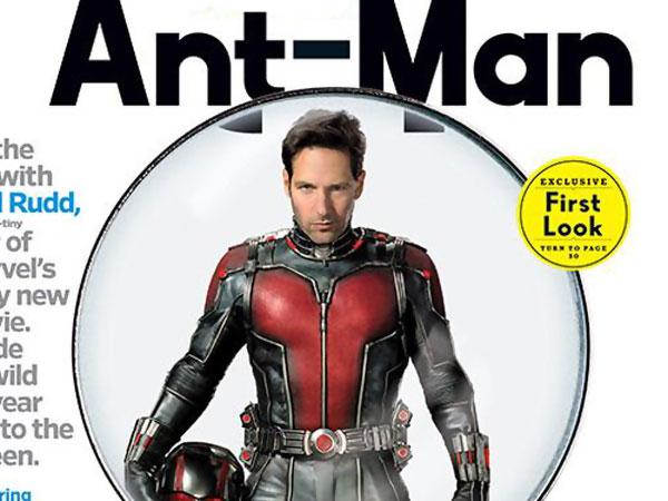 Intip Paul Rudd Mengecil dan Kendarai Semut Dalam Trailer Perdana 'Ant-Man'