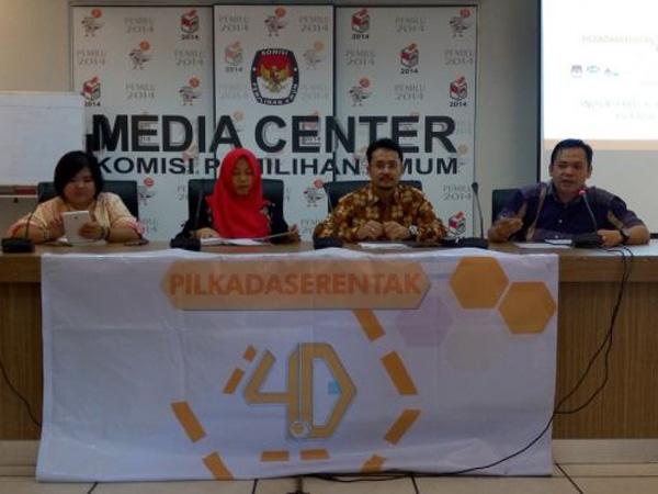 Ajak Rakyat Ikut Pemilu, KPU Adu 42 Aplikasi Pilkada Serentak