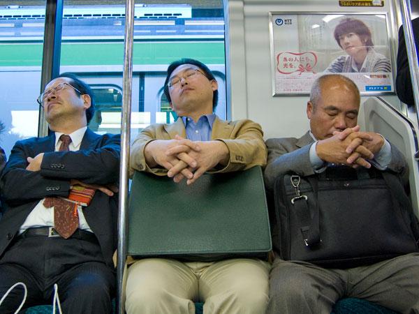 Studi Ungkap Perilaku Orang Jepang Ini Buat Negaranya Miliki Waktu Tidur Paling Sedikit