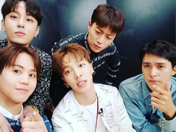 Sstt, Beast Bocorkan Comebacknya di Korea dengan Formasi 5 Member