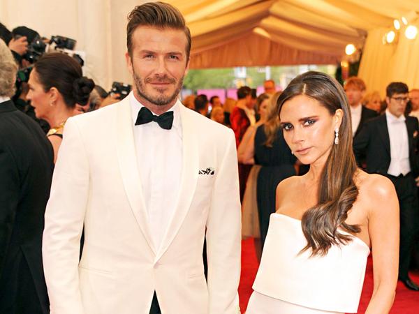 Apa yang Buat David Beckham Merasa Pria Paling Beruntung Dapat Nikahi Victoria?
