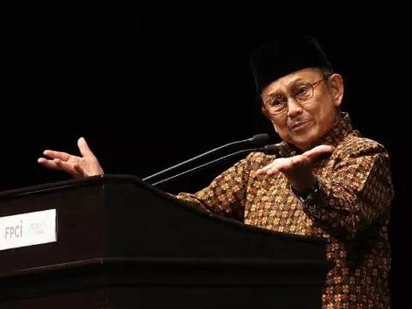 Berulang Kali Terkena Isu 'Death Hoax', Apa Tanggapan Mantan Presiden BJ. Habibie?