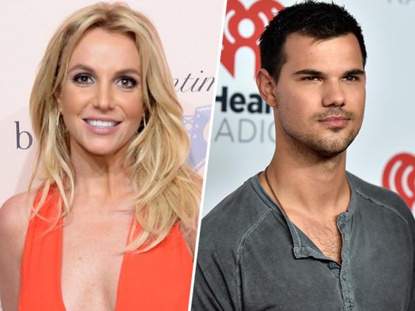 Jadi Mak Comblang, Britney Spears Jodohkan Adiknya dengan Taylor Lautner
