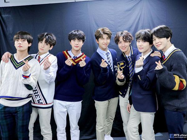BTS Jadi Satu-satunya Artis K-Pop yang Punya 1 Juta Member di Fancafe Resmi