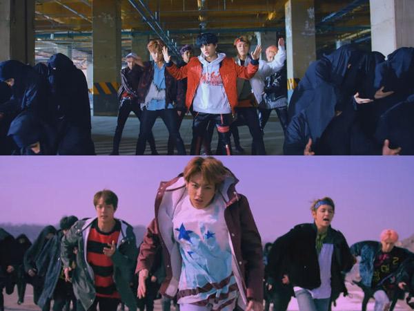 Usai Galau di 'Spring Day', BTS Tampil Lebih Garang di MV Terbaru 'Not Today'