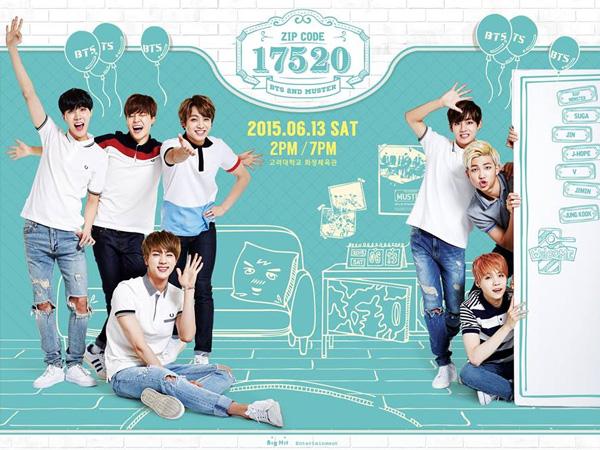 Virus MERS Masih Melanda, BTS Batalkan Acara Jumpa Fans Perayaan Debutnya
