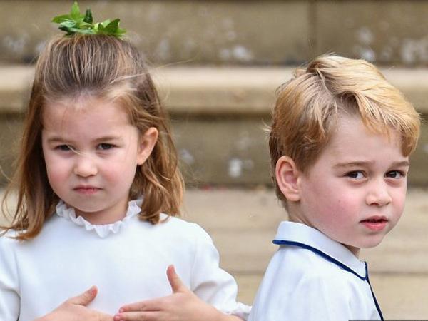 Putri Charlotte Ikuti Jejak Pangeran George Masuk Sekolah Elit