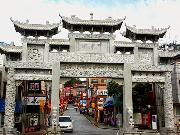 Berkunjung Ke China Town Versi Korea Selatan Di Incheon