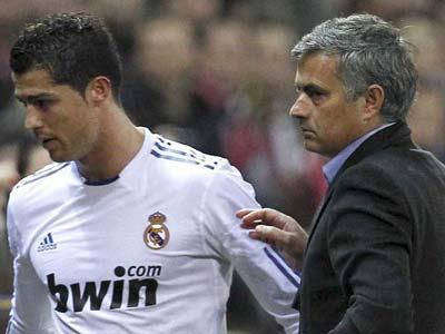 CR7 Tetap Inginkan Mourinho di Madrid